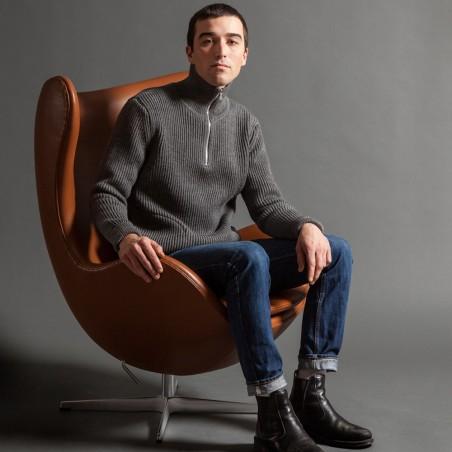Seemanns-Troyer für Liebhaber authentischer Wollpullover vom dänischen Label ANDERSEN-ANDERSEN