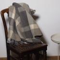 Weiche Merino-Kaschmir Wohndecke TIPPERARY aus Irland von JOHN HANLY