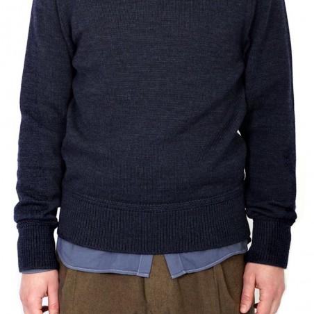Stilvoller Seemanns-Wollpullover von HANSEN Garments aus Kopenhagen.