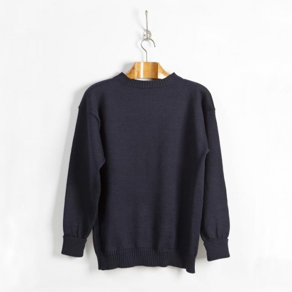 Seaman Crew Neck | navy