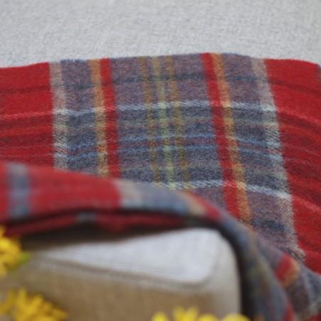 Robuste Wohn- oder Picknick-Decke ARAN von der irischen Weberei JOHN HANLY & Co.