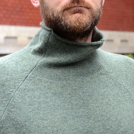 Schottischer Shetland Lambswool Pullover von ERIBÉ