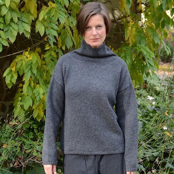 HAWTHORNE - Englisches Merino Wollhemd
