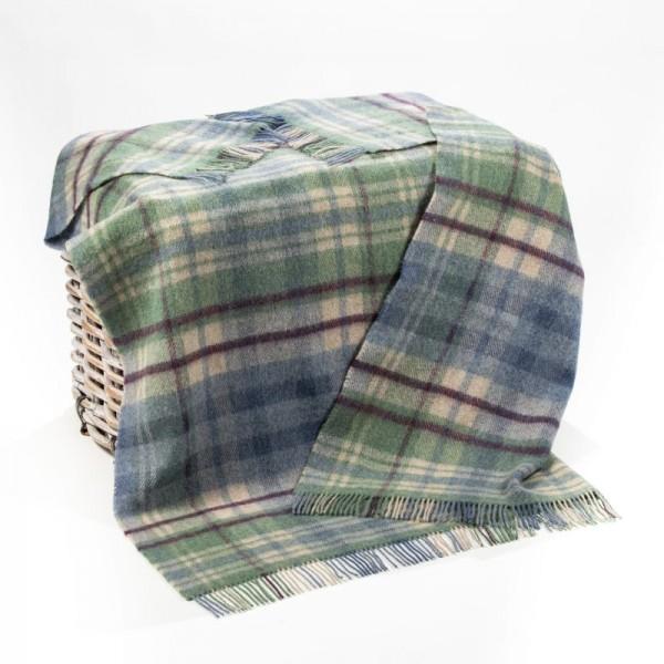 Pure New Wool Decke INCHMORE