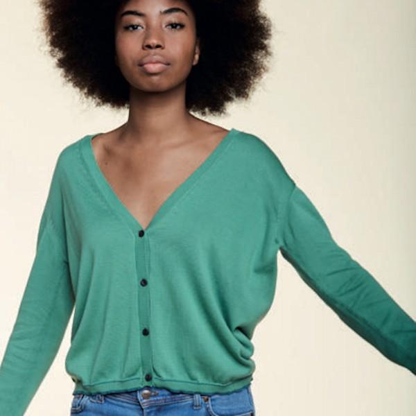 Maelle | Jersey Jacket