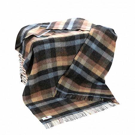 Robuste Wohn- oder Picknick-Decke PORTMAGEE von der irischen Weberei JOHN HANLY & Co.