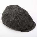 Irische Tweed Mütze 8 PIECES von der Weberei JOHN HANLY & Co.
