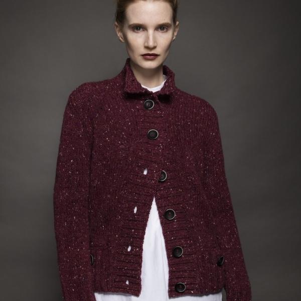 Lisa H. | burgundy