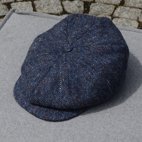 Tweed Cap | 8 Pieces | Donegal