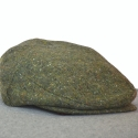 Original irische Tweed Mütze KILCAR von der Weberei JOHN HANLY & Co.