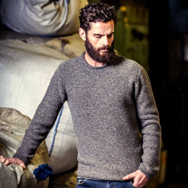 Herren-Pullover von FISHERMAN out of IRELAND